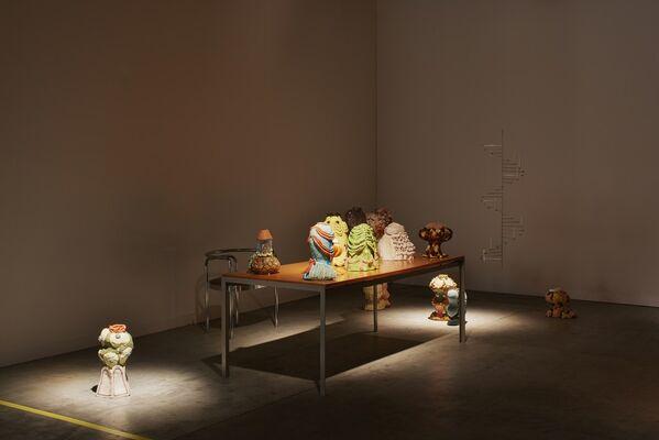 Galleri Feldt at Design Miami/ Basel 2017, installation view