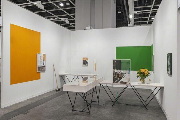 Kadel Willborn at Art Basel in Hong Kong 2017, installation view