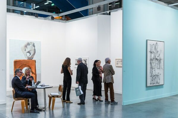 Mai 36 Galerie at miart 2016, installation view