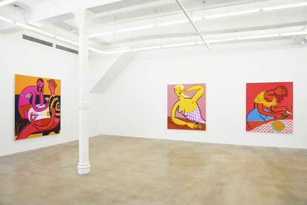Grace Weaver: BEST LIFE, installation view