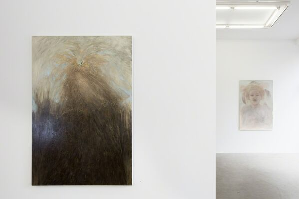 Elina Merenmies: Spirit of Life, installation view