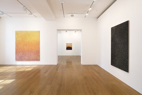 Jennifer Guidi: Heliocentric, installation view