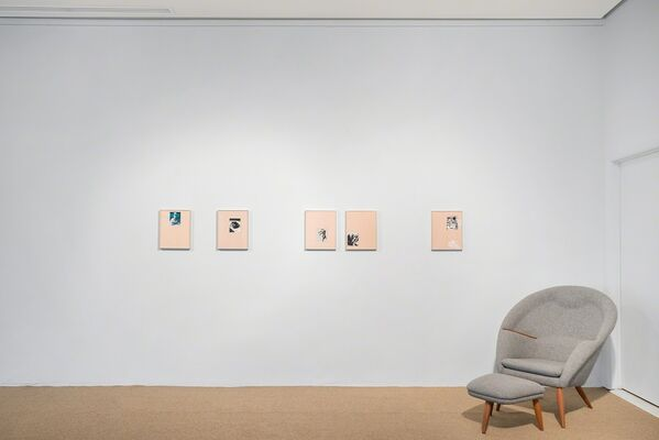Contact Tango, installation view