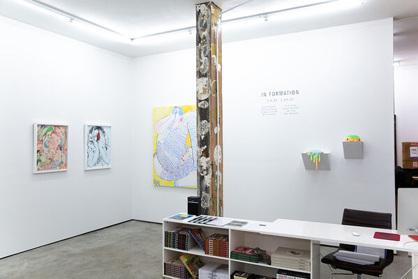 In Formation, installation view