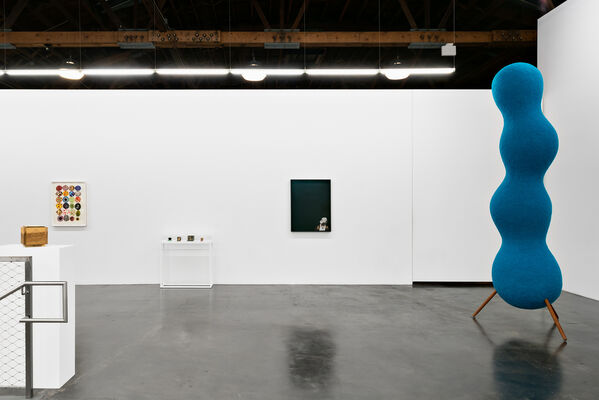 Record of Sucession, installation view