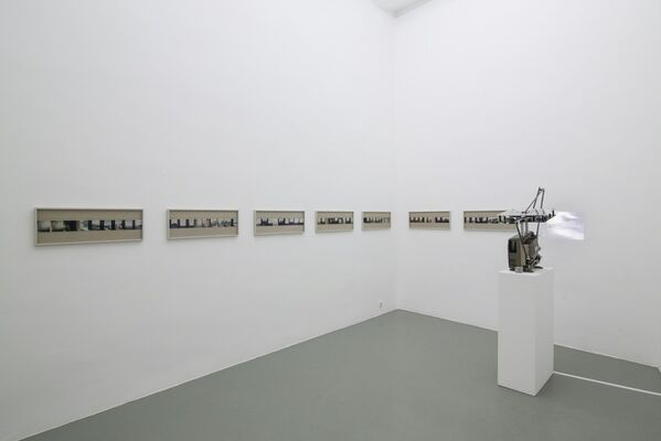 Now Forever curated by_Mark Rappolt, installation view