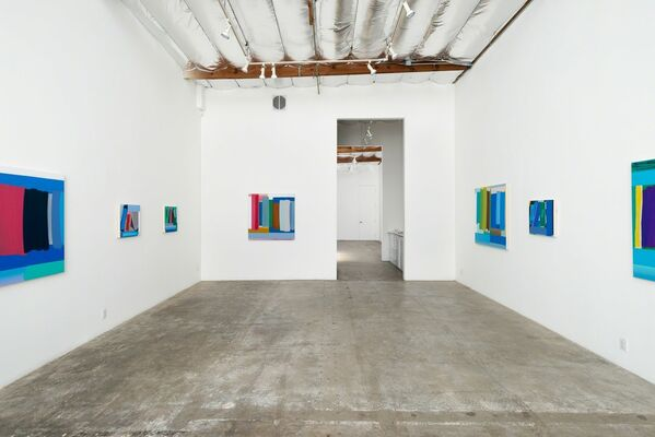 Michael Kindred Knight:  Deep End, installation view