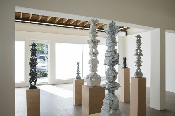 Archaeological Fiction, installation view