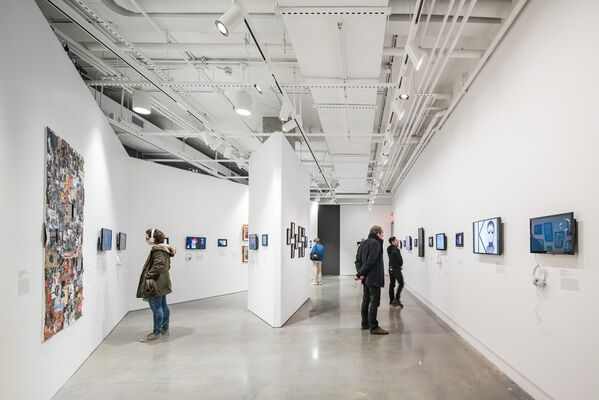Perpetual Revolution: The Image and Social Change, installation view