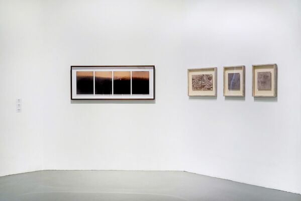 From the Archives, installation view