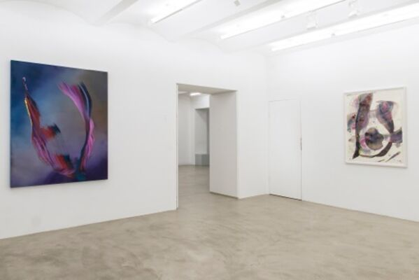 Hubert Scheibl | The End of Flags, installation view