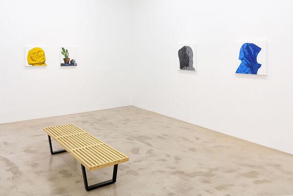 Karel Funk, installation view