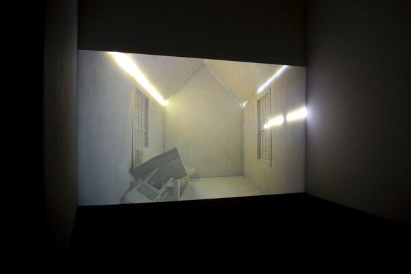 William Lamson: In the Roaring Garden (Rotation), installation view