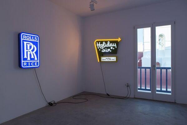 Sin City, installation view