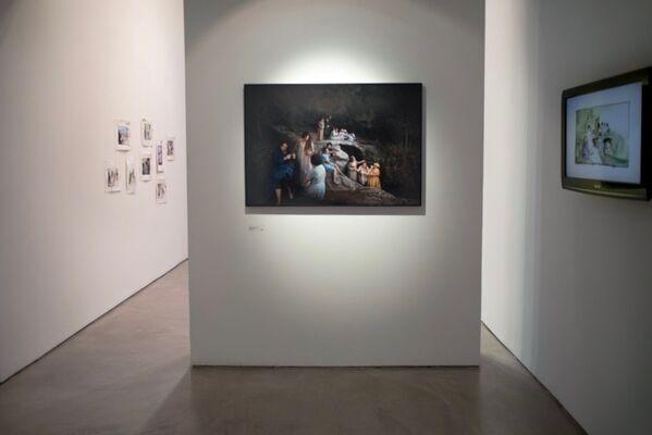 Michal Baratz Koren   Mayne Tayere, installation view