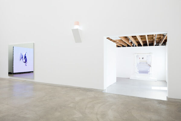 A Little Death, installation view