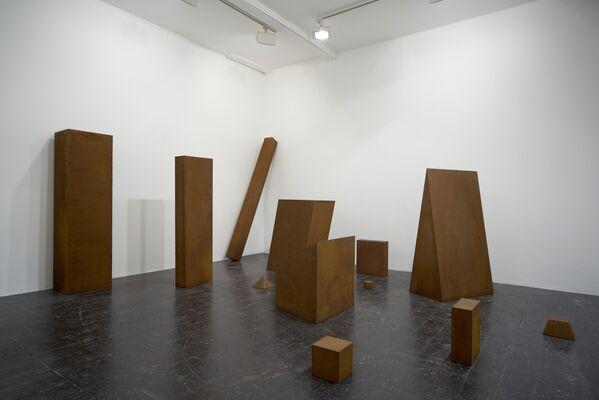 Alice Anderson: Post-Digital, installation view