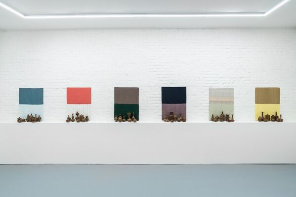 We Don't Work Alone, installation view