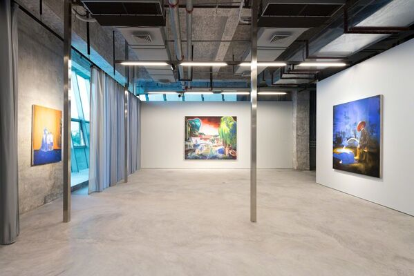 Cui Xinming: Festival, installation view