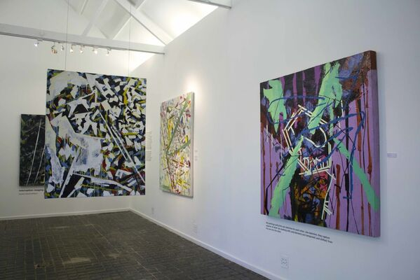 Interruption: Imaging Sense of Place, installation view