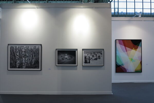 Taik Persons at Paris Photo 2014, installation view