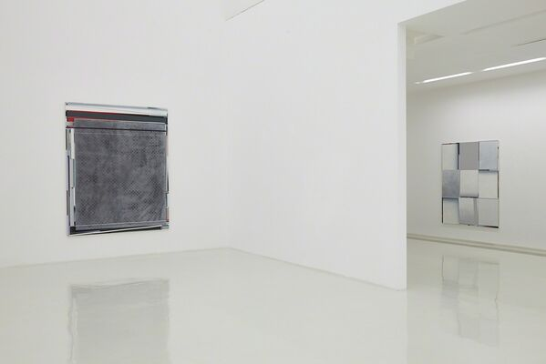 Enrico BACH: With Ifs And Buts, installation view
