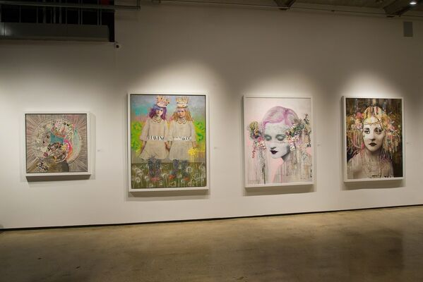 The Killer Queen, installation view