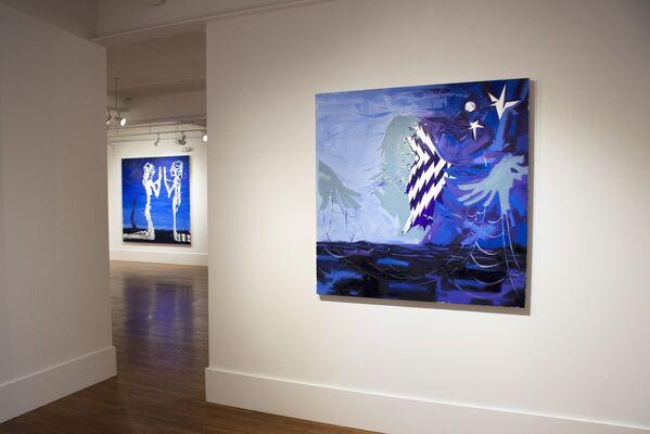 Esteban Cabeza de Baca - Bluer Than a Sky Weeping Bones, installation view