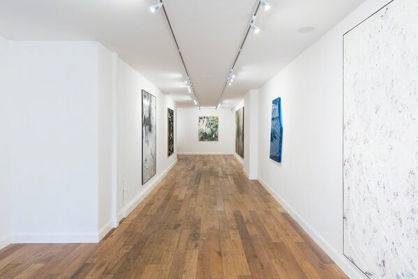 Whitfield Street, installation view