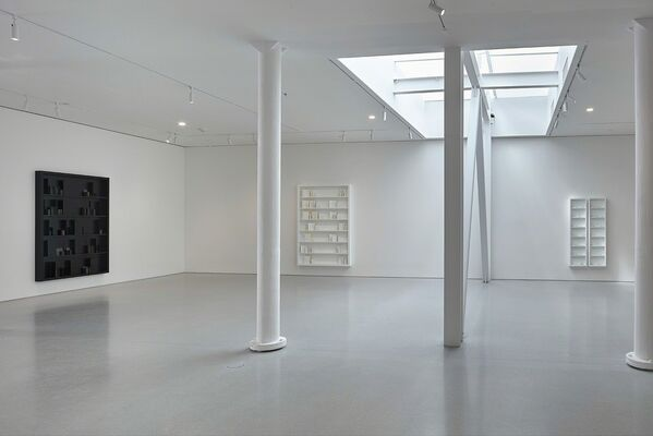Edmund de Waal: the poems of our climate, installation view