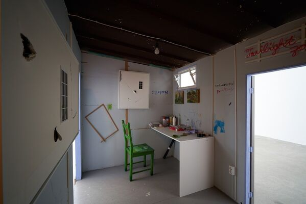 KIM EULL - MY TWILIGHT ZONE STUDIO, installation view