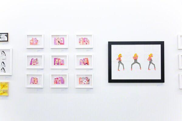 Miranda Tacchia: Scandalized, installation view