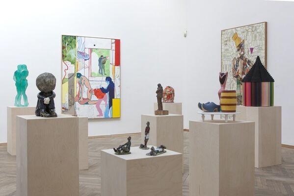 Galleri Magnus Karlsson at CHART | ART FAIR 2016, installation view