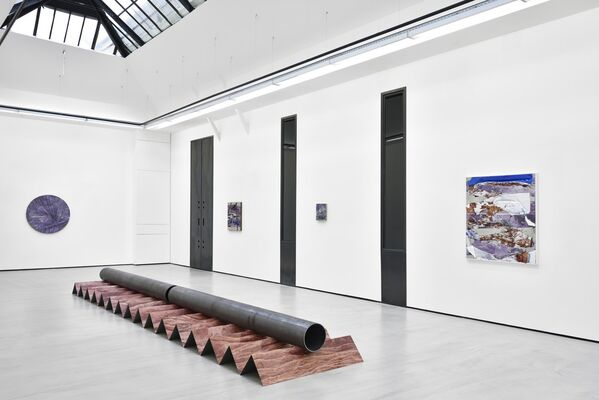 Surface Moves, installation view