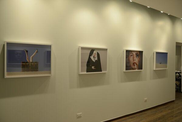 Tyler Shields, installation view