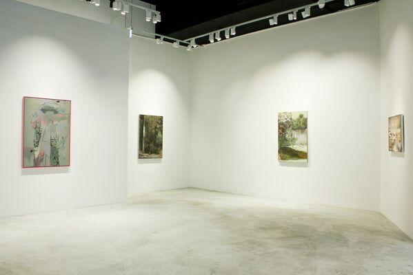 Magic Hour - Group Exhibition, installation view