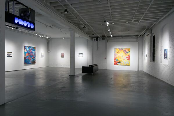 WE ARE WHAT THE SEAS HAVE MADE US, installation view