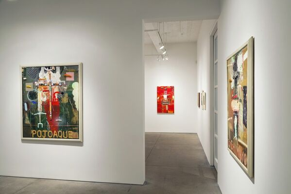 James Havard: Cultural Crossroads, installation view