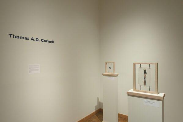 BFA/MFA Thesis Exhibition, installation view