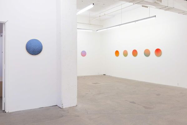 Pierre Julien - In the Deepest Oceans, installation view