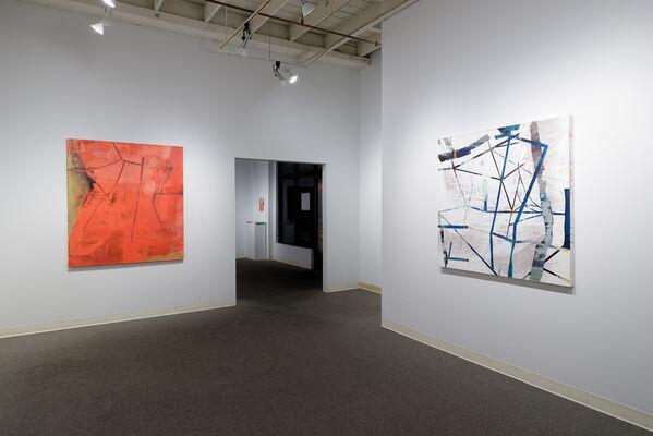 Audrey Tulimiero Welch: Fuel, installation view