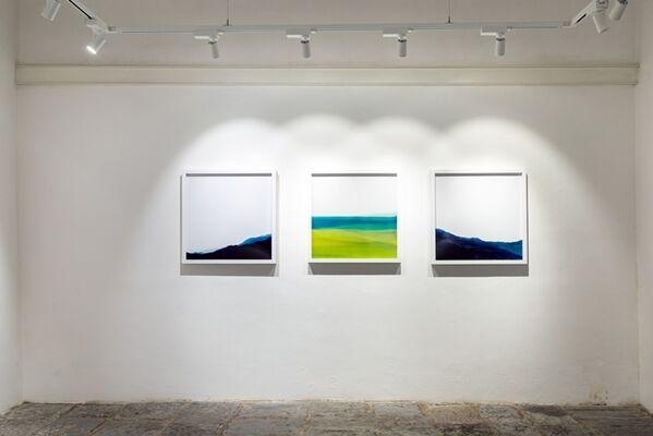 Shazar Gallery at Artefiera Bologna 2020, installation view