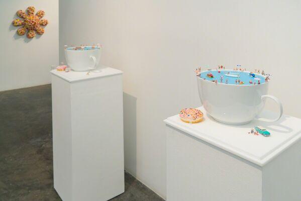 Neverland, installation view