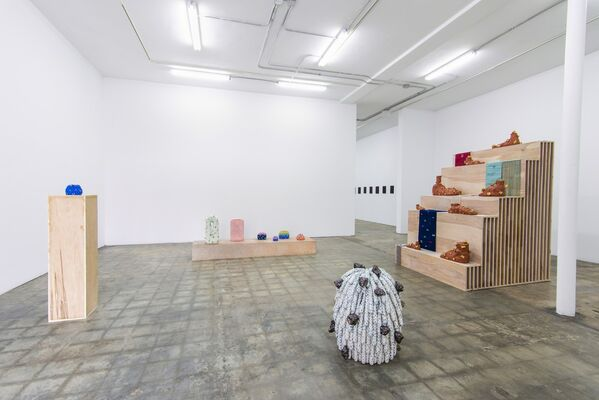 Intermission, installation view