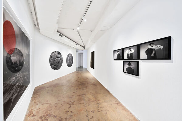 How To Disappear, installation view