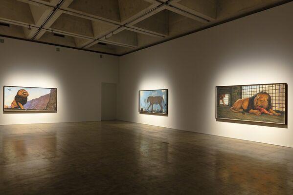 Walton Ford: Barbary, installation view