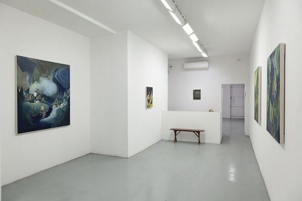 Mark Ryan Chariker: Limbo, installation view