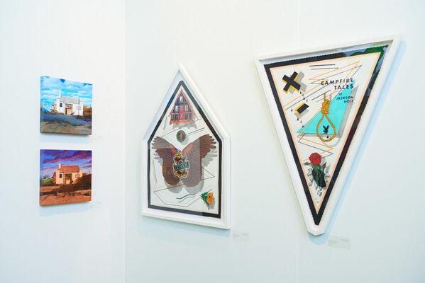 Hashimoto Contemporary at Art Market San Francisco 2018, installation view