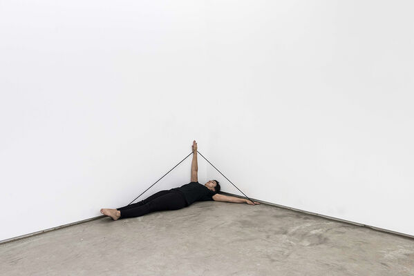 The Little Death, installation view