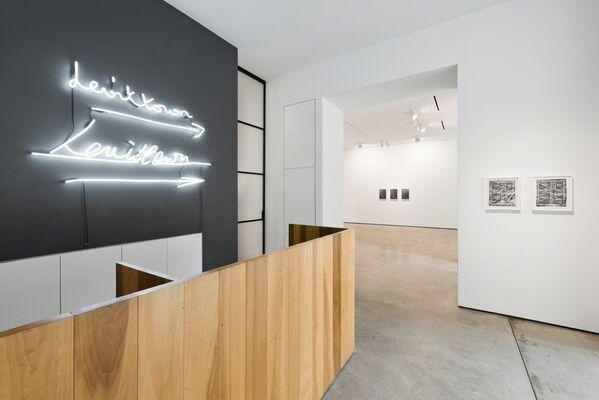 Richard Forster: Levittown, installation view